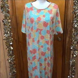 3XL LuLaRoe Maria Dress